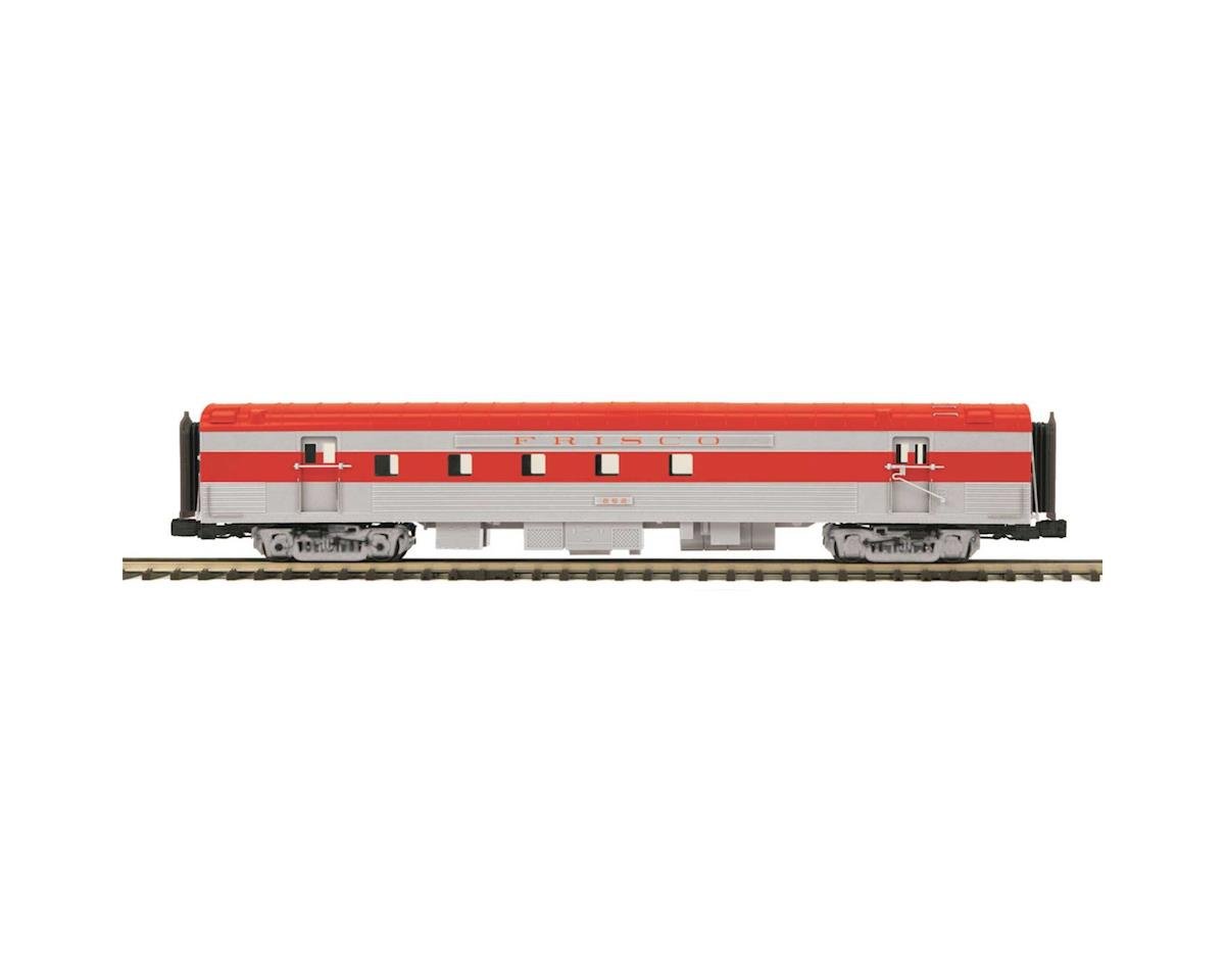 MTH Trains O 70' Streamline Ribbed RPO, Frisco