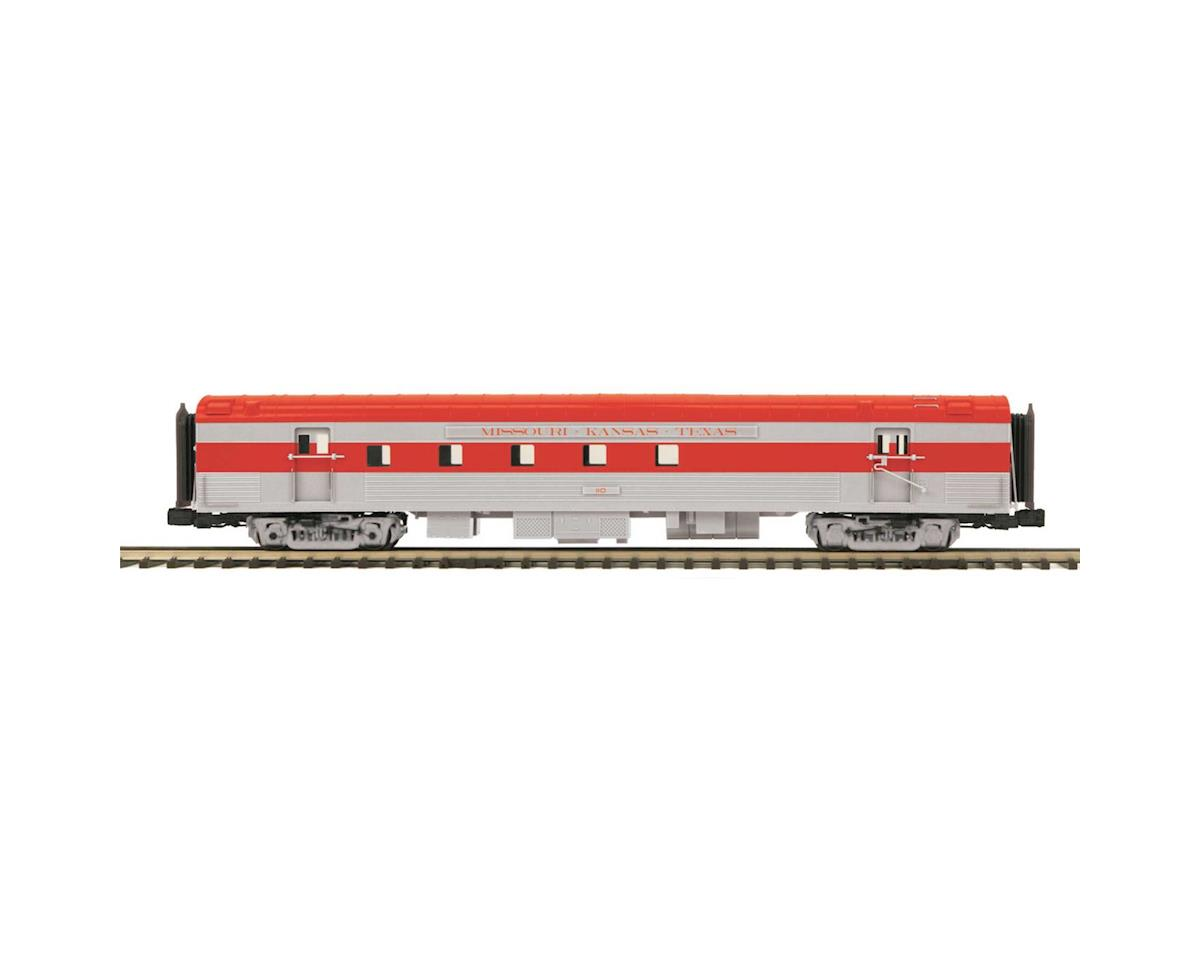MTH Trains O 70' Streamline Ribbed RPO, MKT