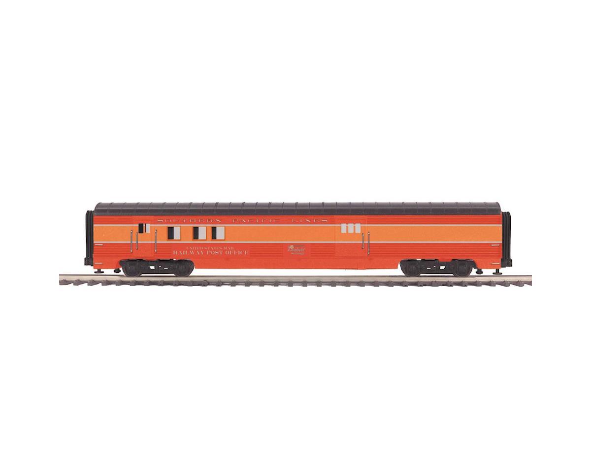 MTH Trains O 70' Streamline Ribbed RPO, SP