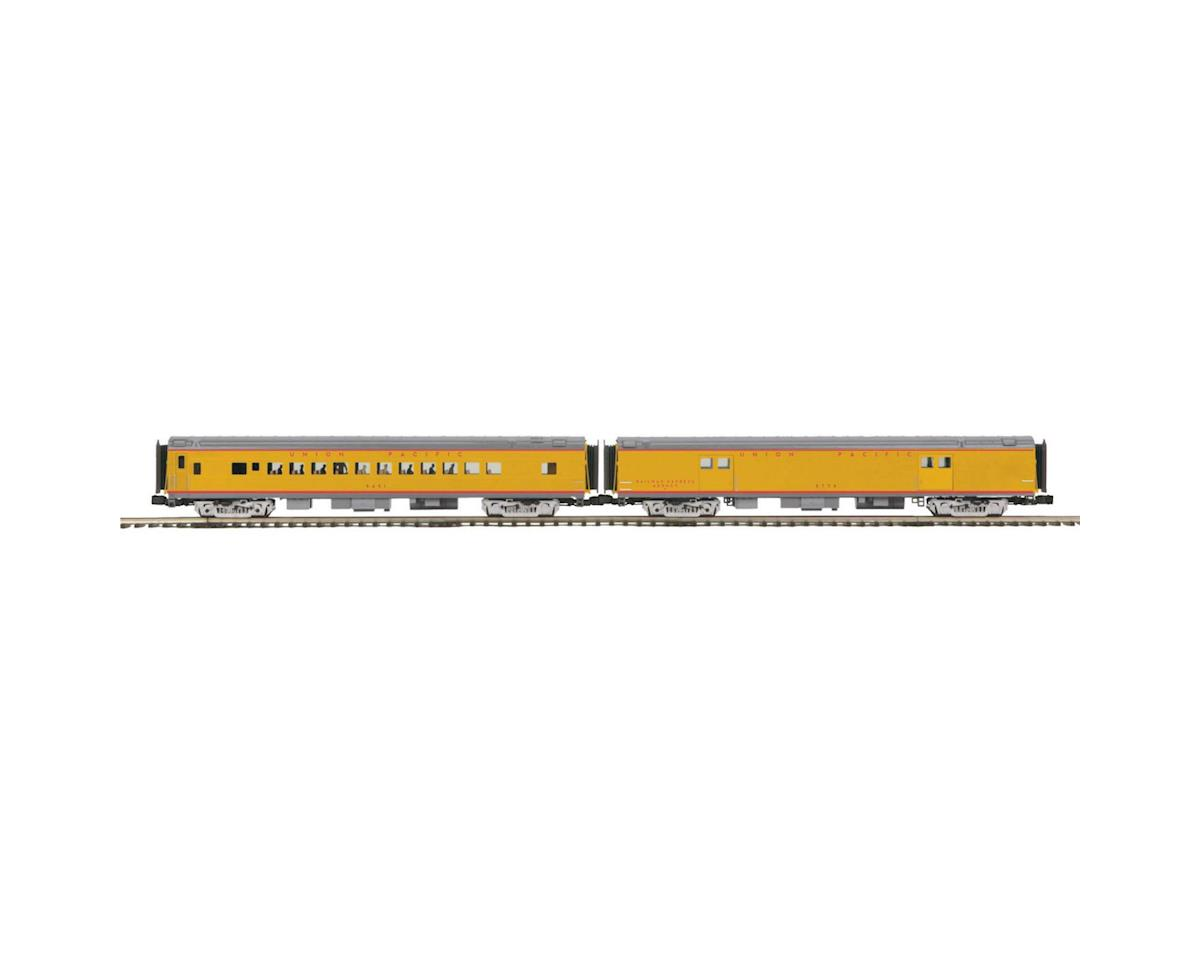 MTH Trains O 70' Streamline Smooth Baggage/Coach, UP