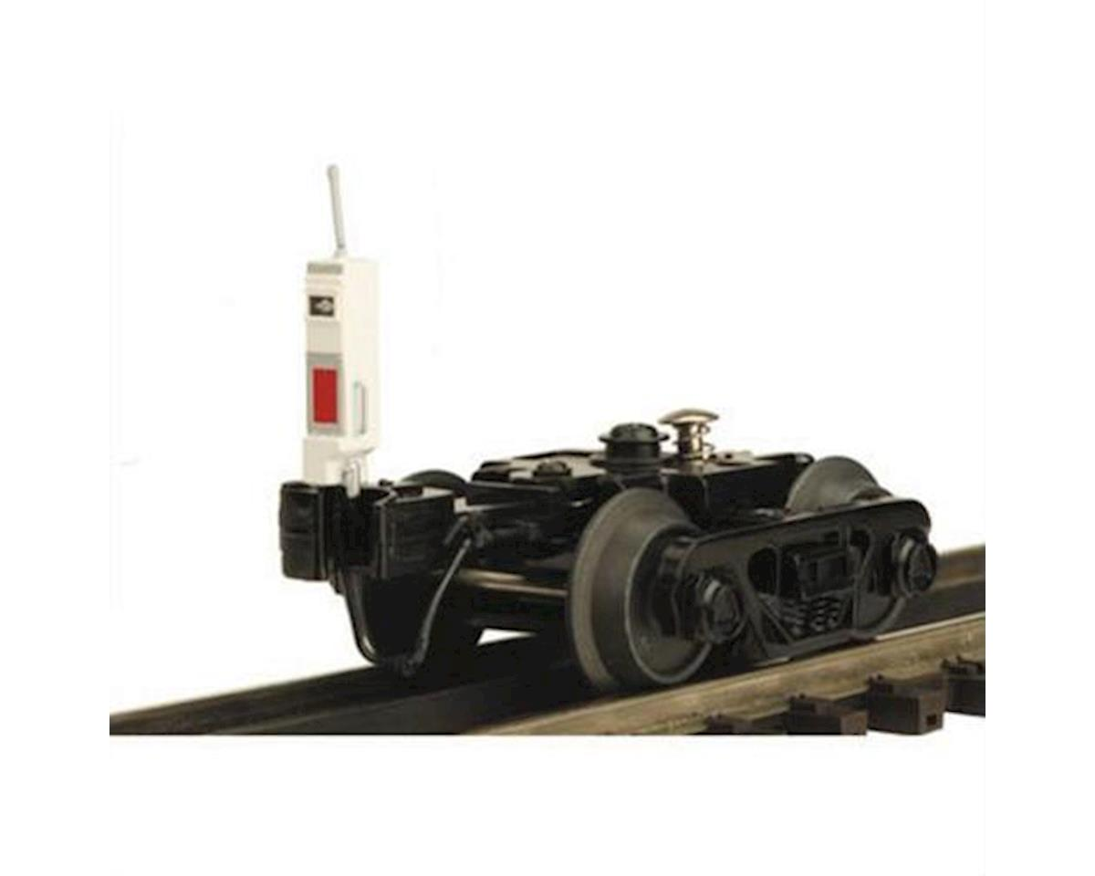 MTH Trains O RB Truck/End Of Train Device, White