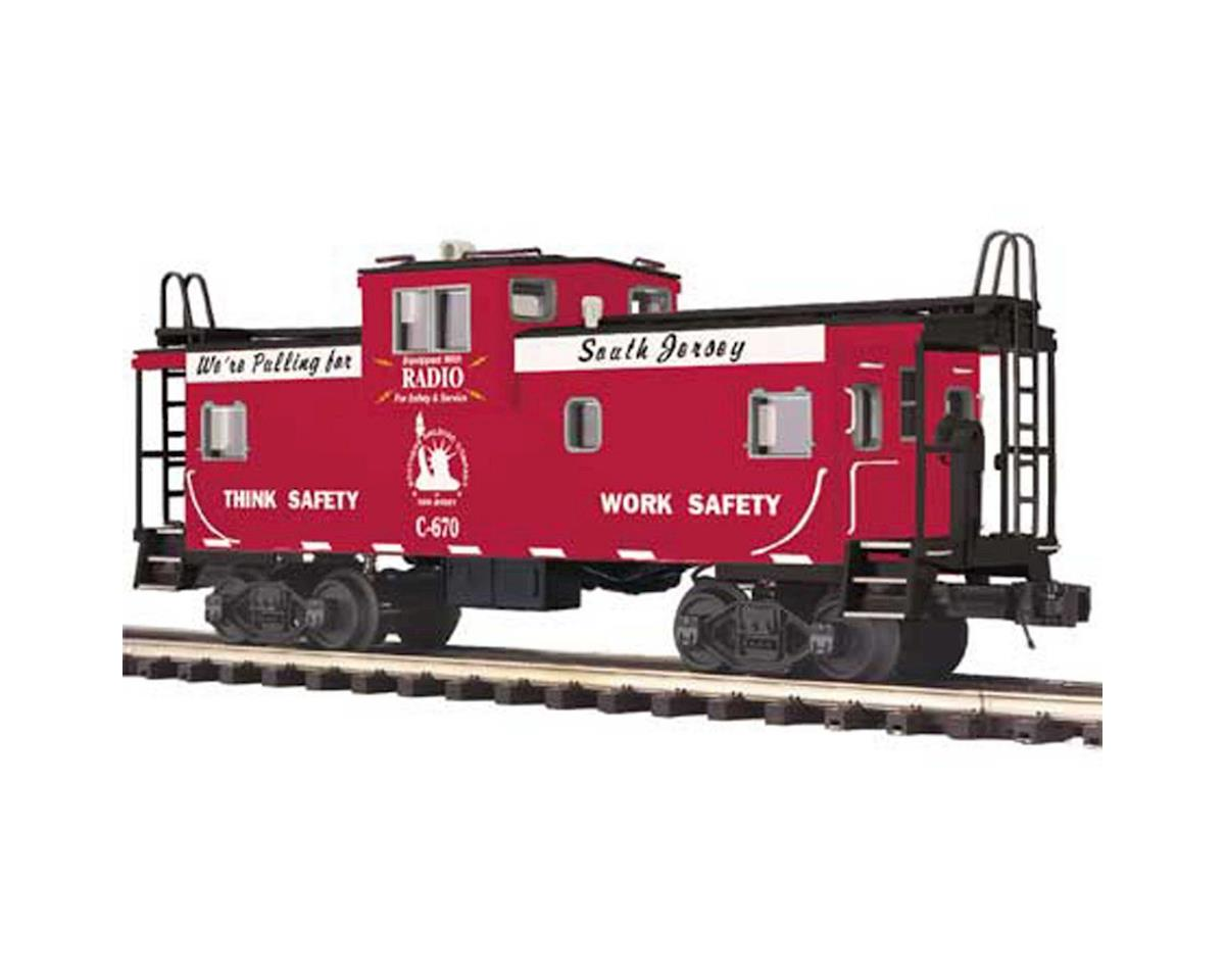 MTH Trains O Extended Vision Caboose, SNRJ