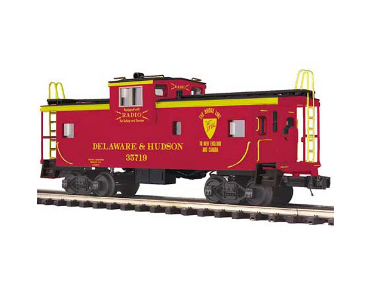 MTH Trains O Extended Vision Caboose,D&H