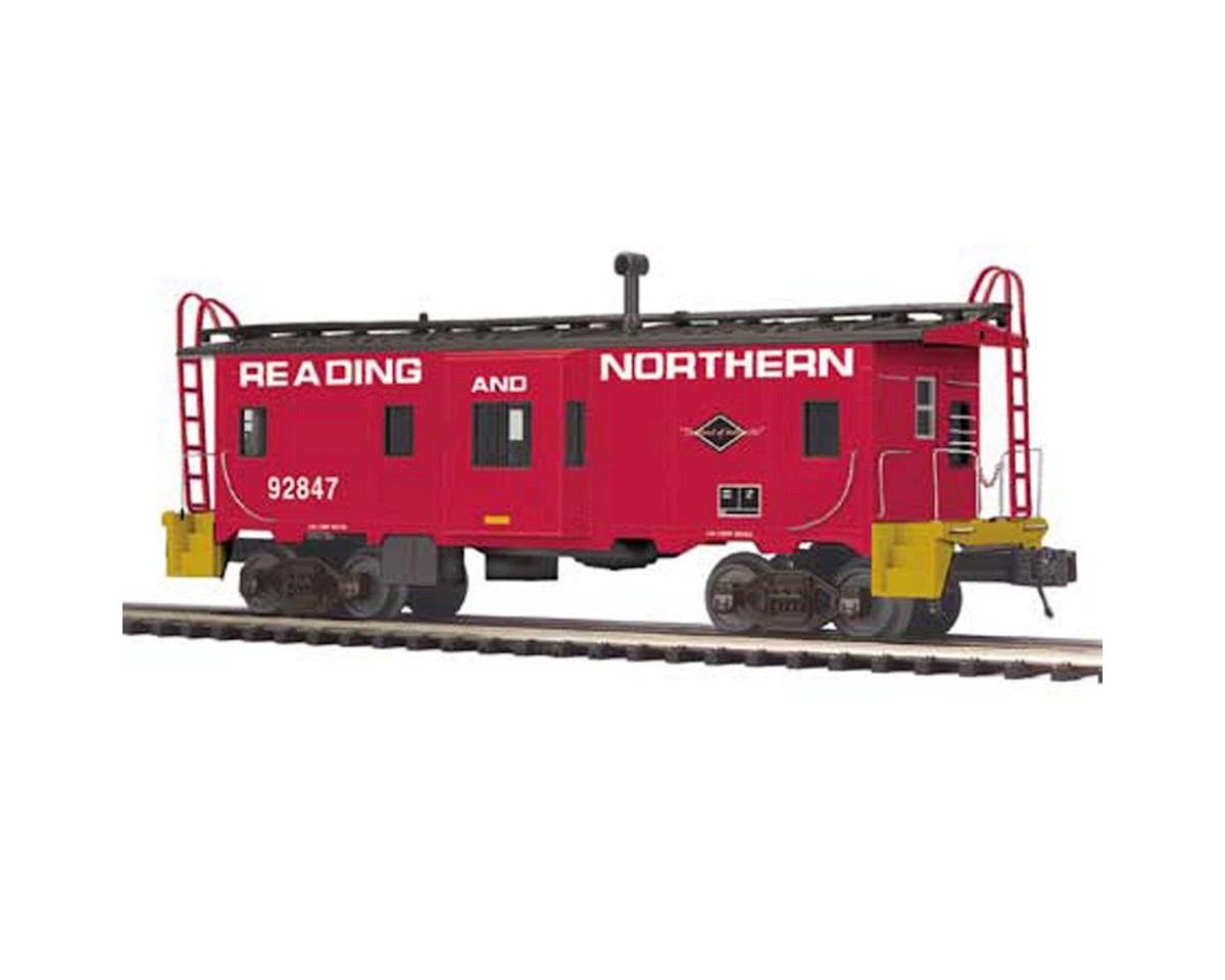 MTH Trains O Bay Window Caboose, R&N