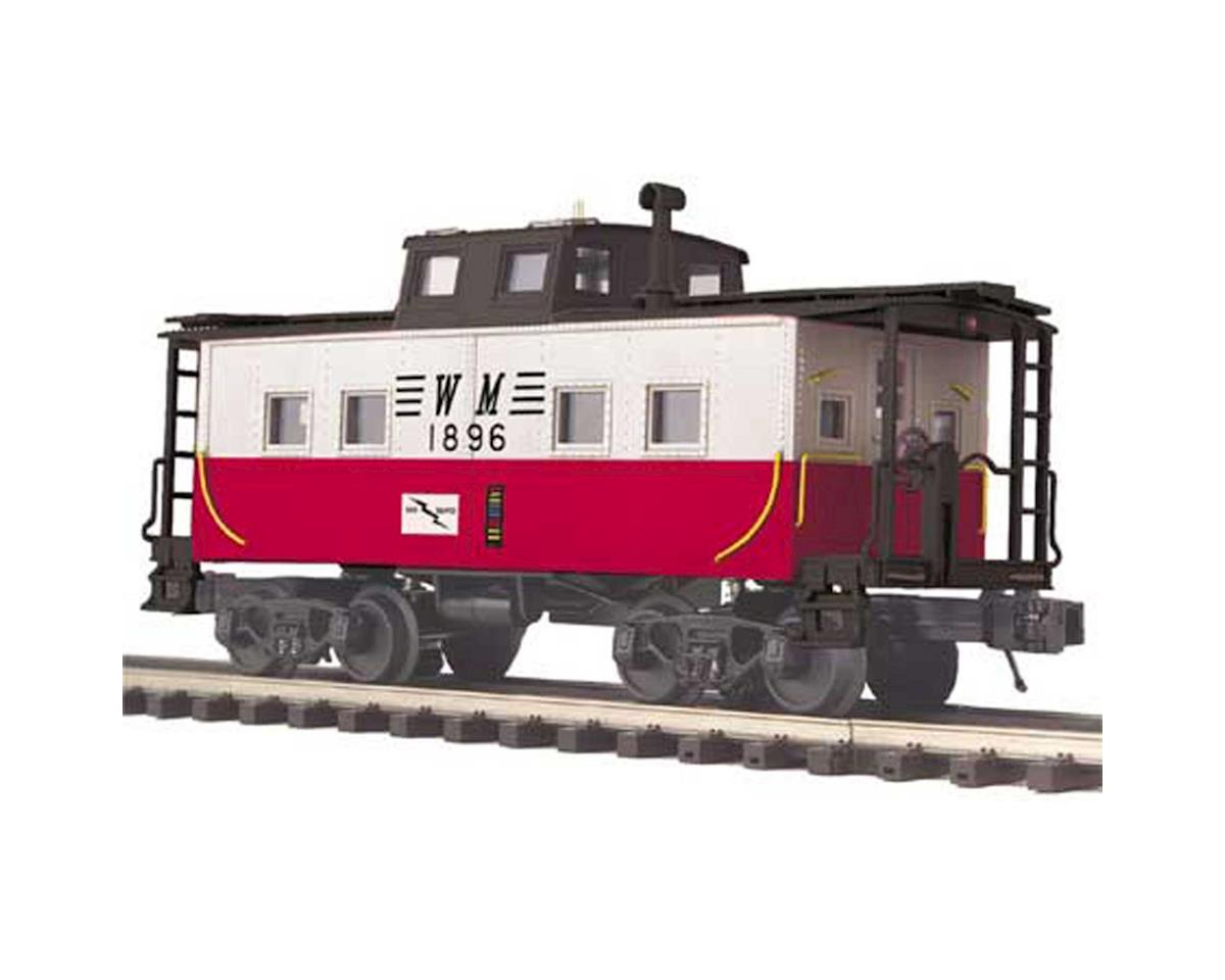 MTH Trains O Center Cupola Steel Caboose, WM