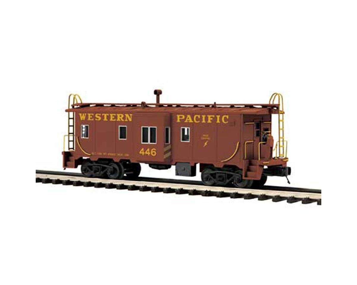 MTH Trains O Bay Window Caboose, WP