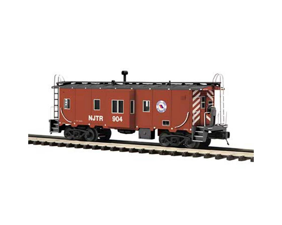 MTH Trains O Bay Window Caboose, NJT