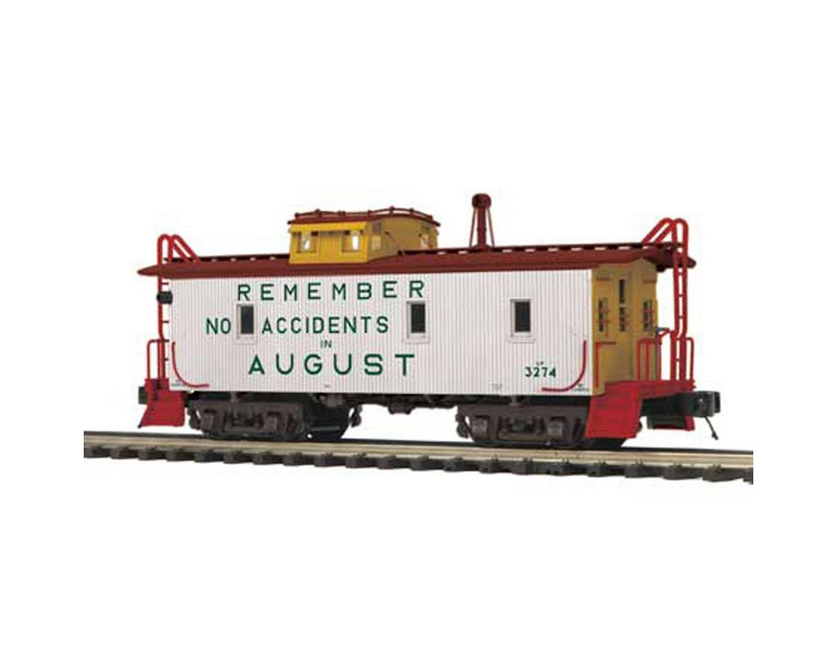 MTH Trains O CA-1 Woodsided Caboose, UP #3274