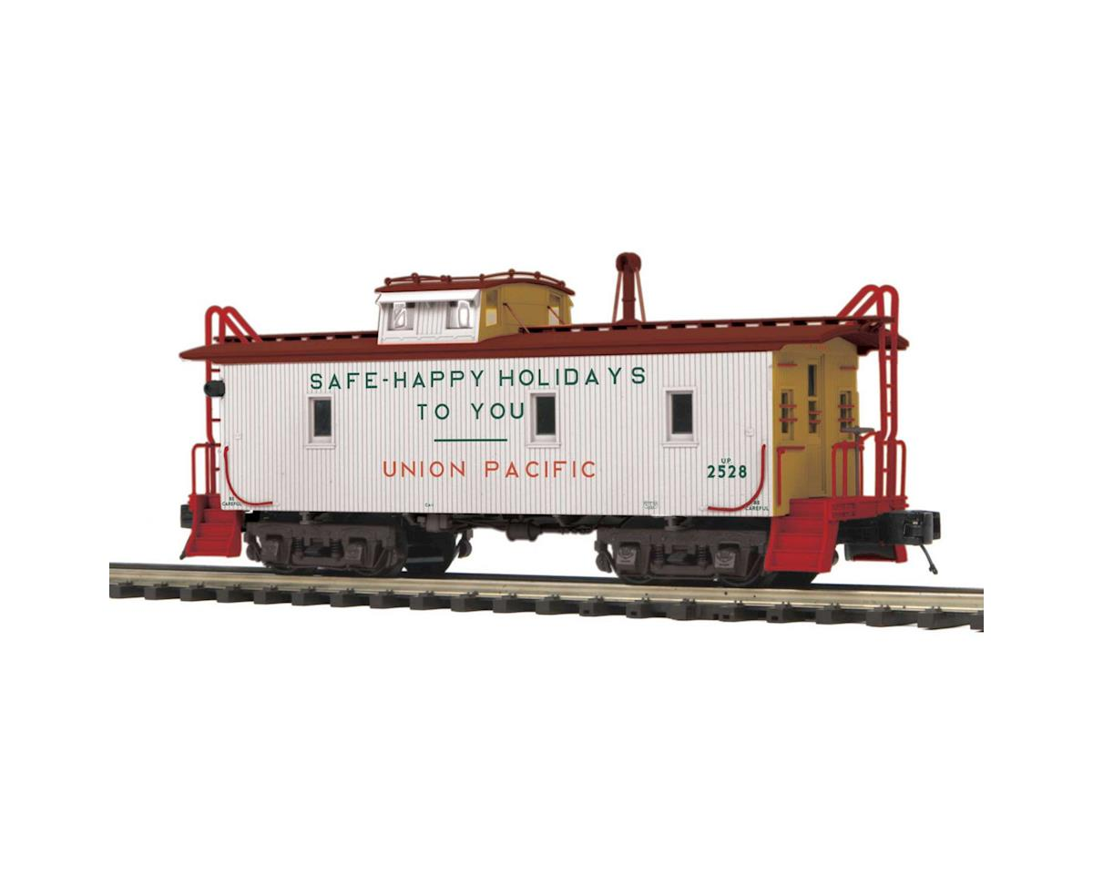 O CA-1 Woodsided Caboose, UP #2528 by MTH Trains