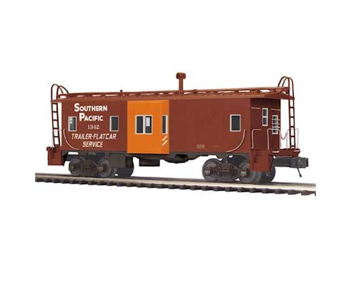 MTH Trains O Bay Window Caboose, SP #1342