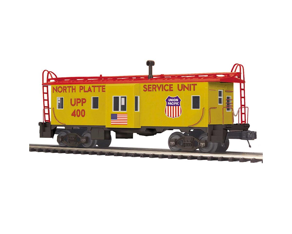 MTH Trains O Bay Window Caboose, UP #400