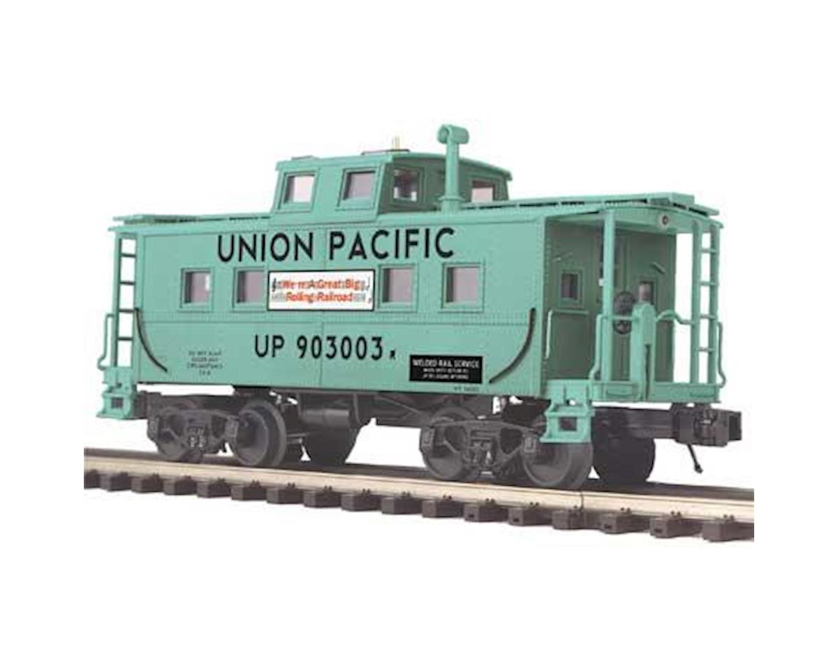 MTH Trains O Center Cupola Steel Caboose, UP #903003
