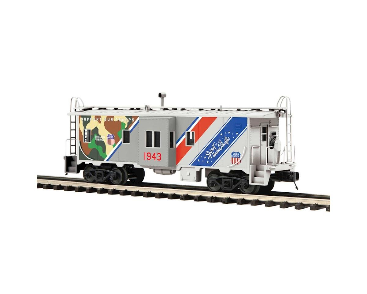 MTH Trains O Bay Window Caboose, UP/Spirit of UP
