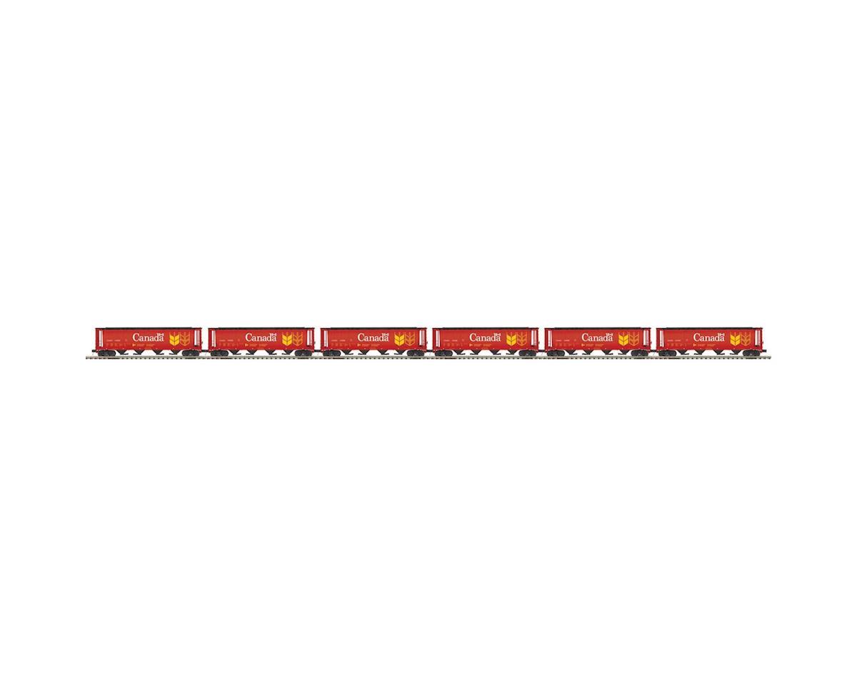 MTH Trains O 100 Ton Hopper, CN #110720 (6)