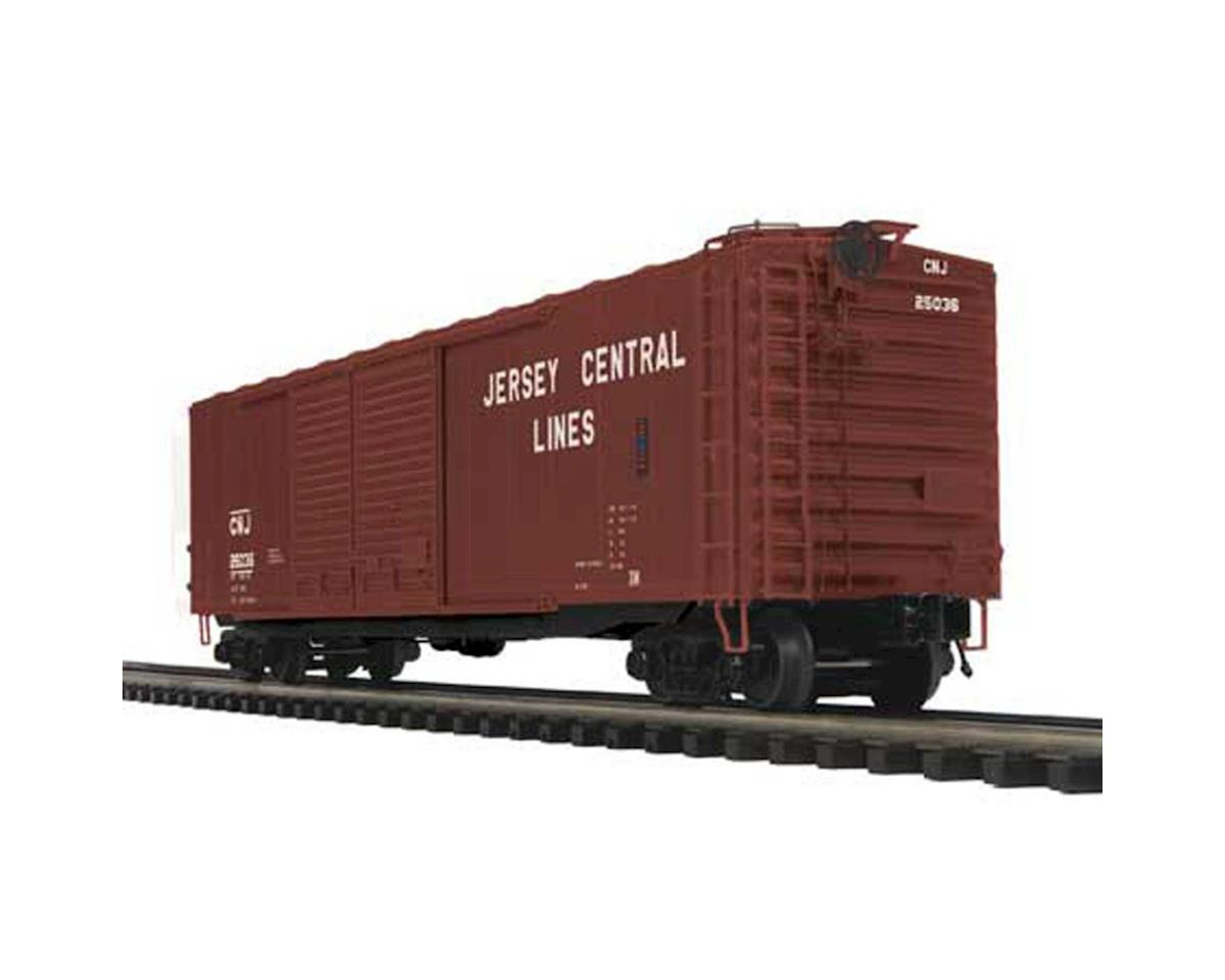 MTH Trains O 50' Ps-1 Double Door Box, CNJ