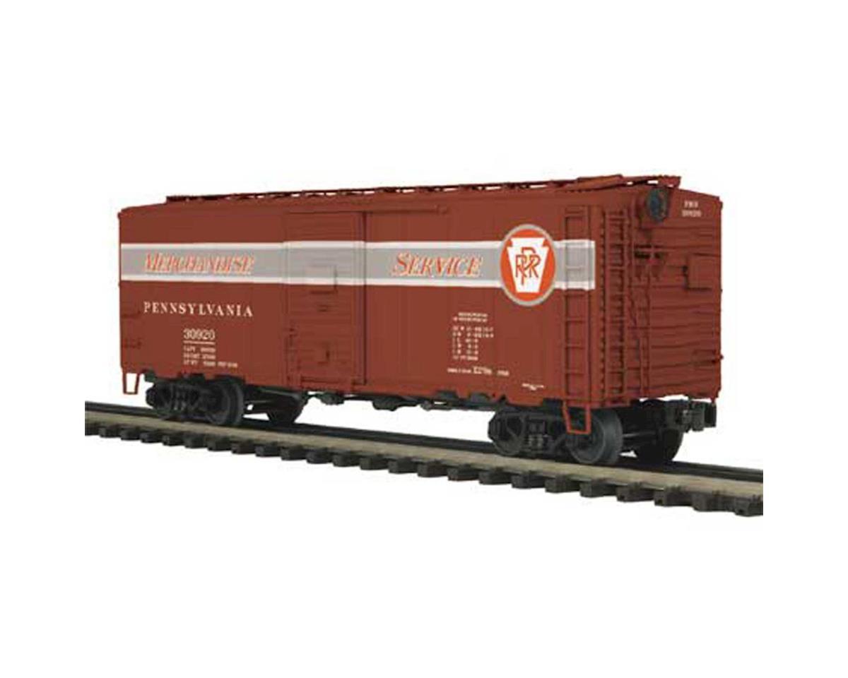 MTH Trains O 40' AAR Box, PRR
