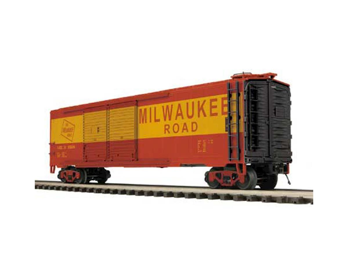 MTH Trains O 50' Double Door Box, MILW