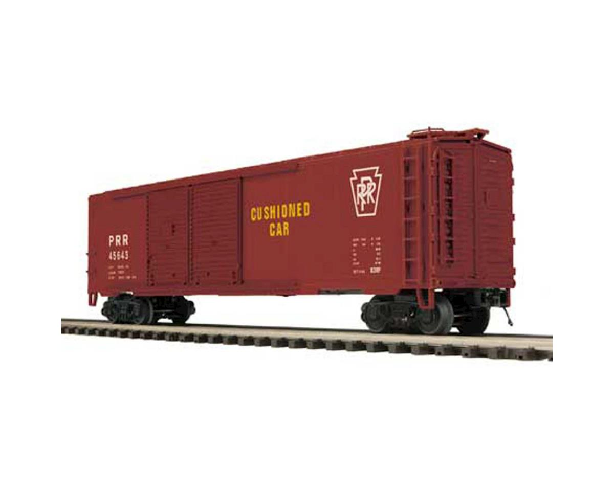 MTH Trains O 50' Double Door Box, PRR