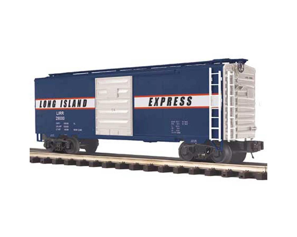 MTH Trains O 40' Box, LIRR