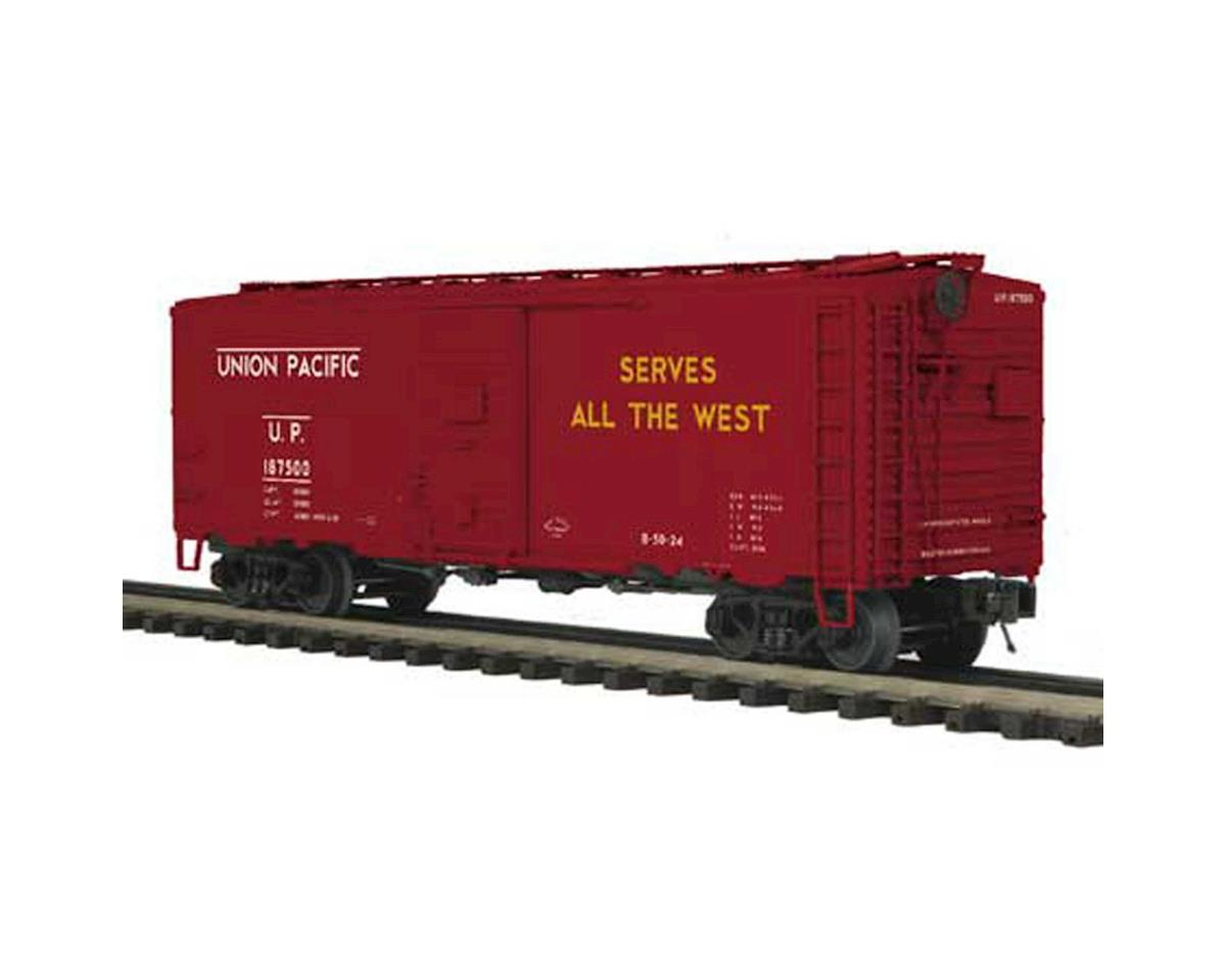 MTH Trains O 40' AAR Box, UP