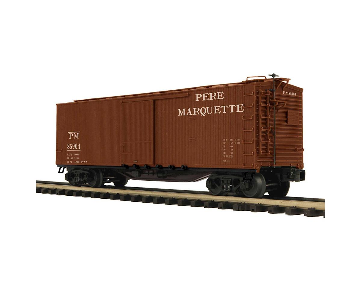 MTH Trains O 40' Double Sheathed Box, PM