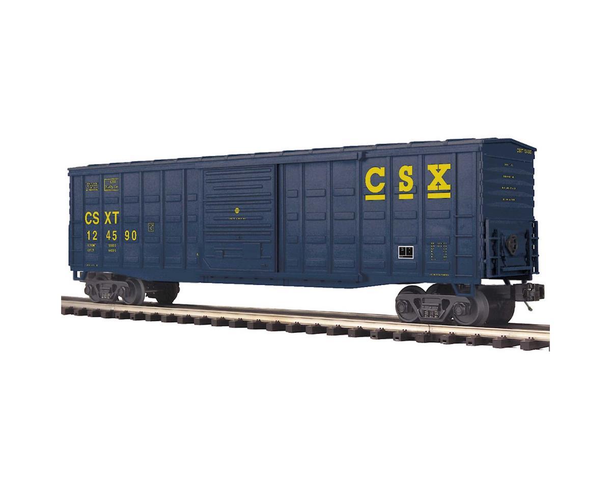 MTH Trains O 50' Waffle Box, CSX