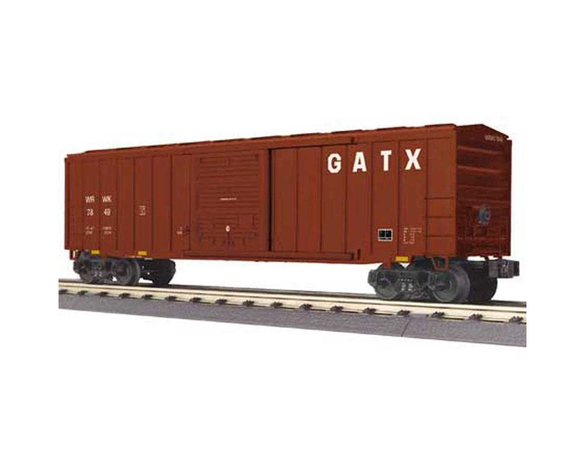 MTH Trains O 50' Box, Warwick Railroad