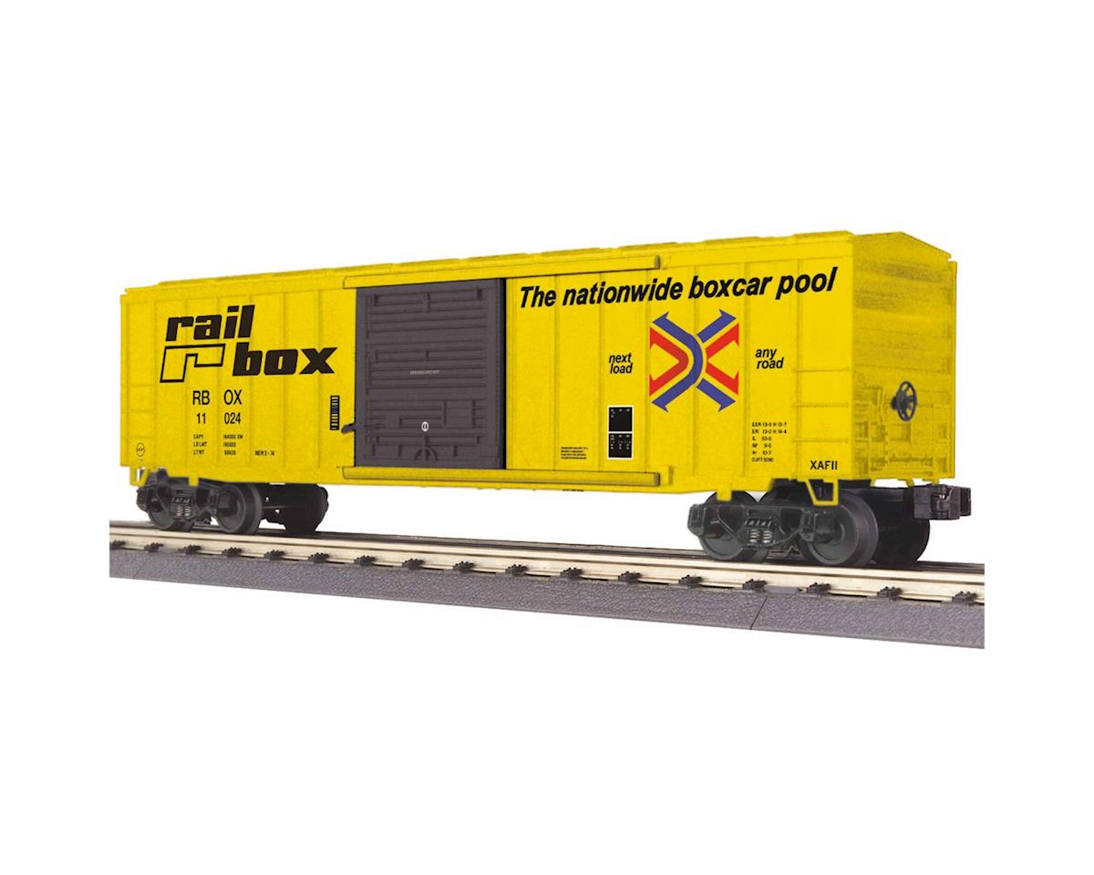 MTH Trains O 50' Box, RBOX