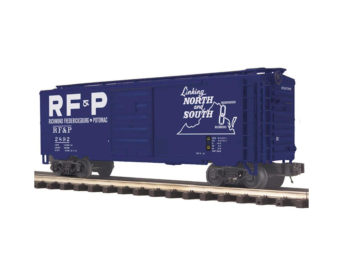 MTH Trains O 40' Box, RF&P #2892