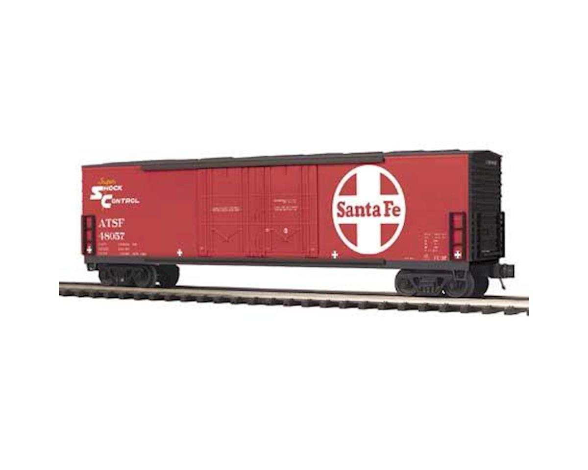 MTH Trains O 50' Double Door Plug Box, SF #48057