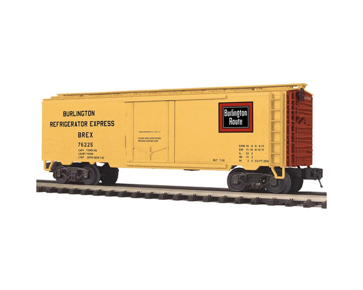 MTH Trains O Reefer, CB&Q
