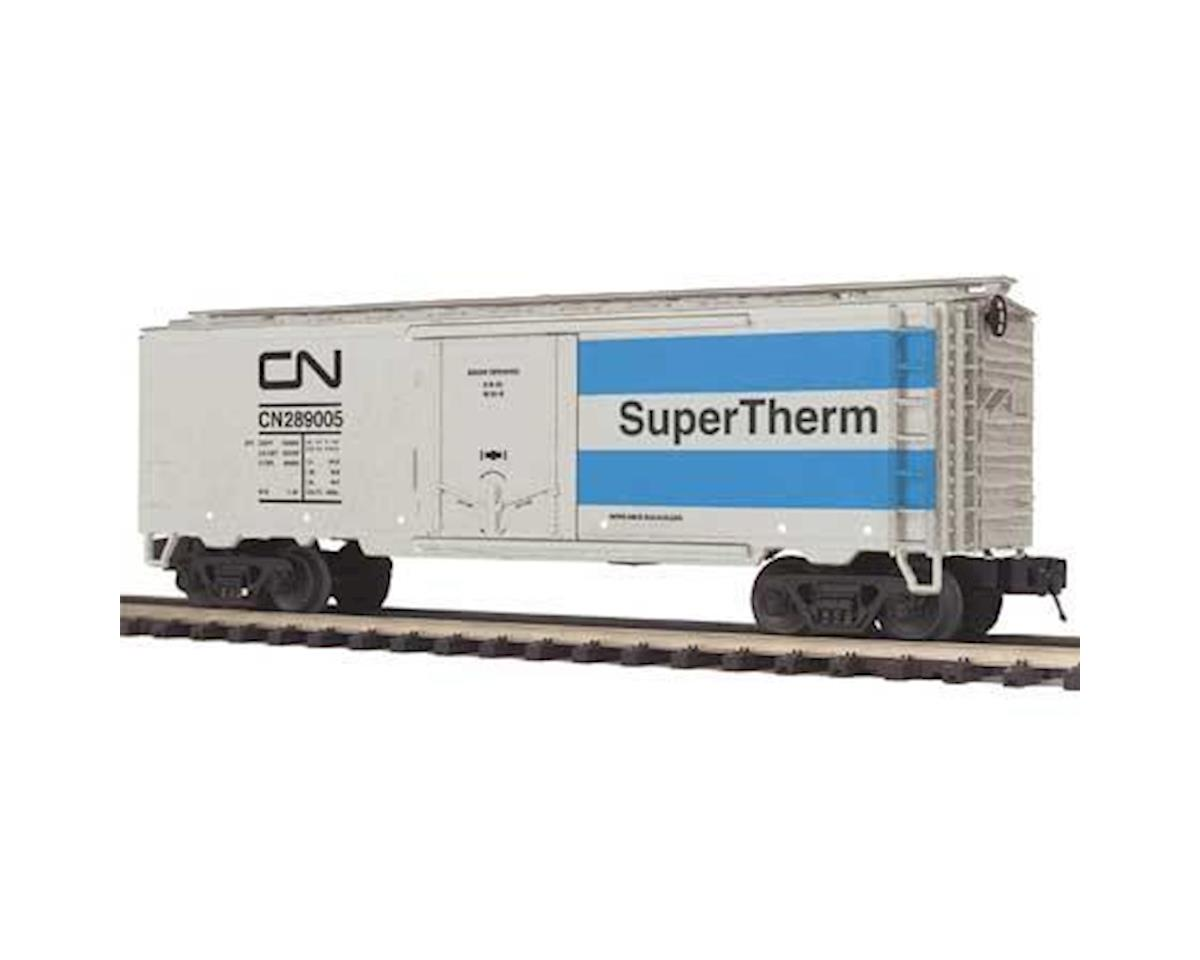 MTH Trains O Reefer, CN #289005