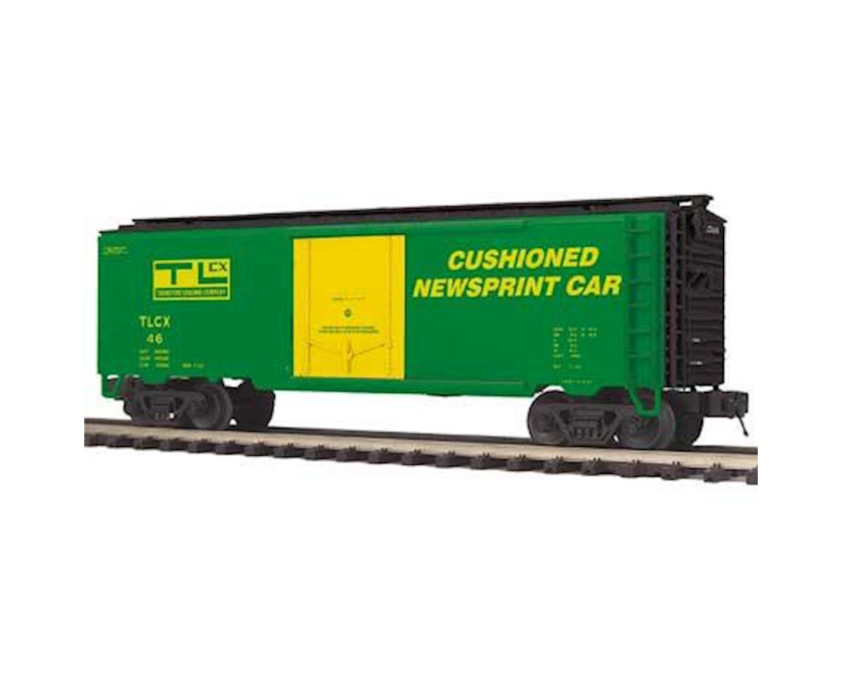 MTH Trains O Reefer, Transport Lease Co #46