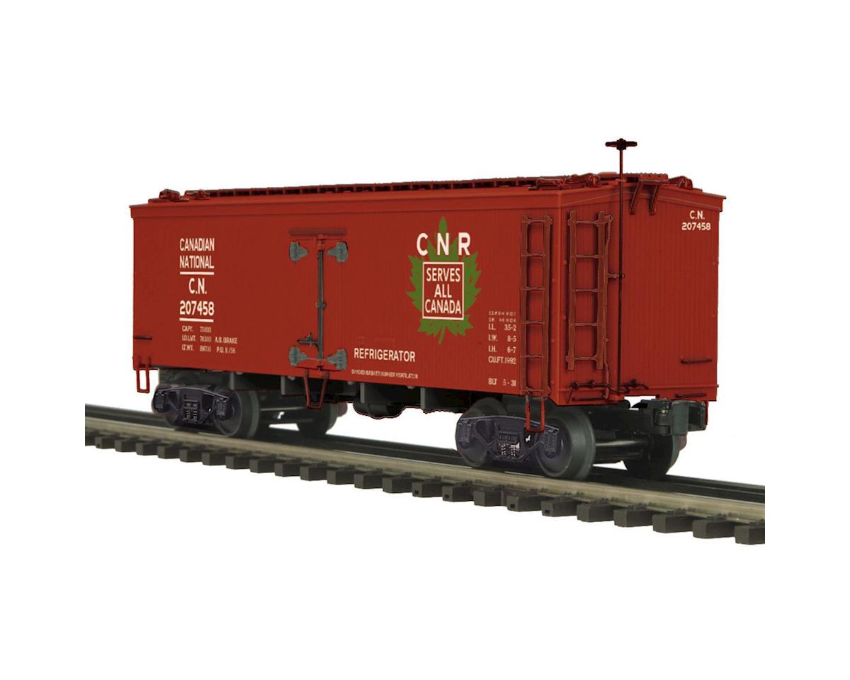 MTH Trains O 36' Wood Reefer, CN