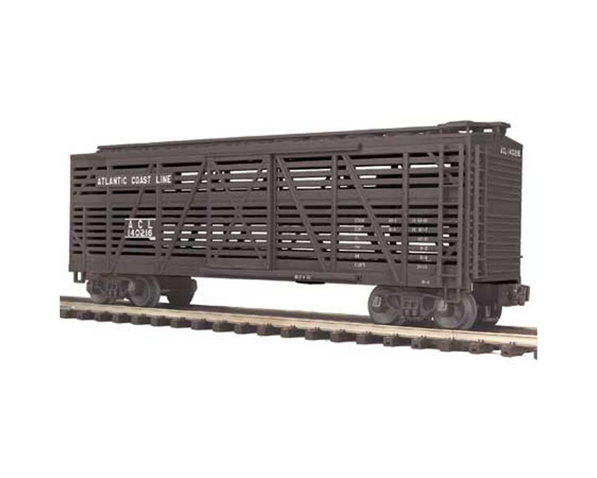 MTH Trains O Steel Sided Stock Car, ACL