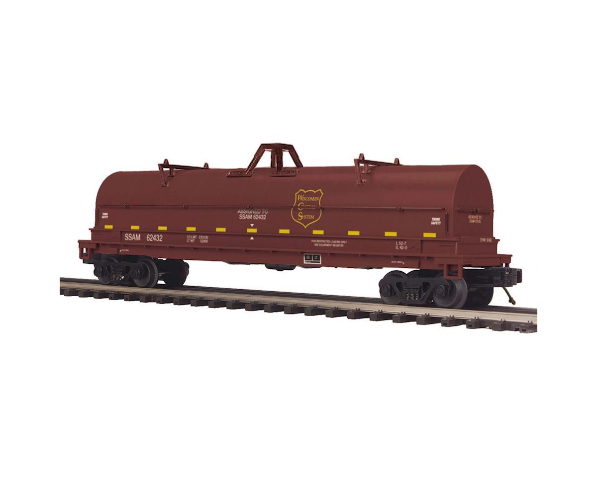 MTH Trains O Coil Car, WC