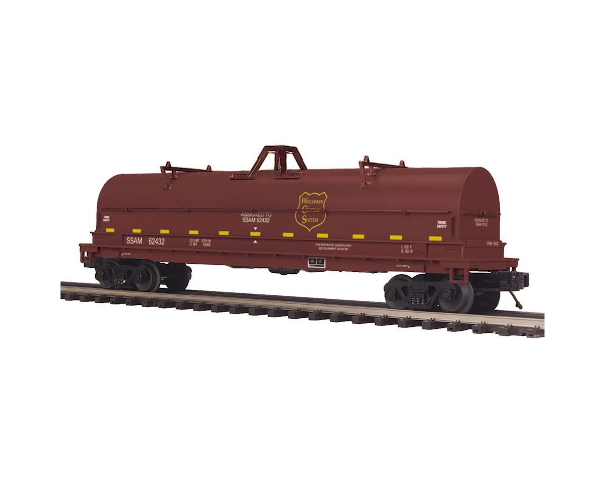 MTH Trains O Coil Car, WC