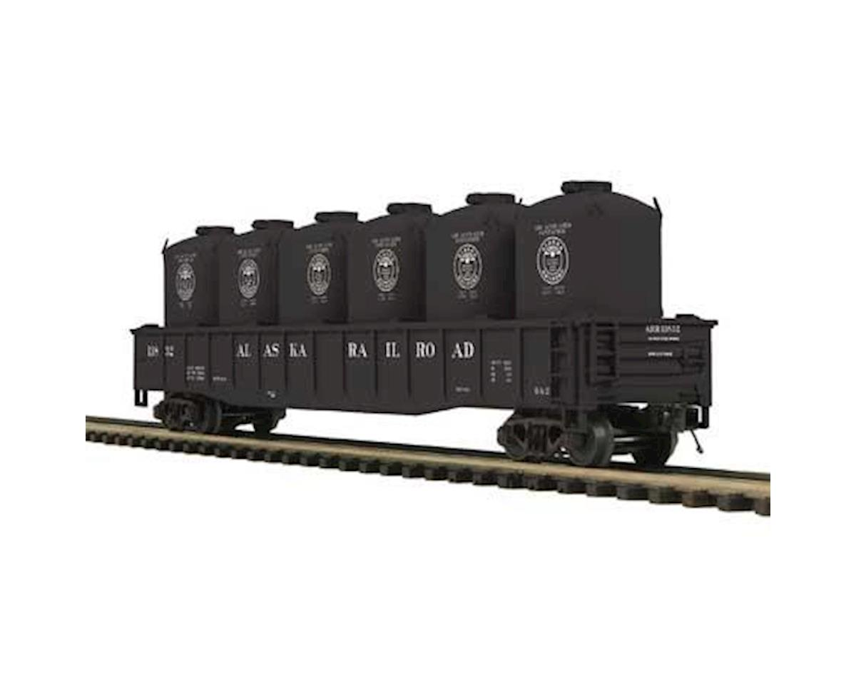 MTH Trains O Gondola w/LCL Cement Containers, ARR