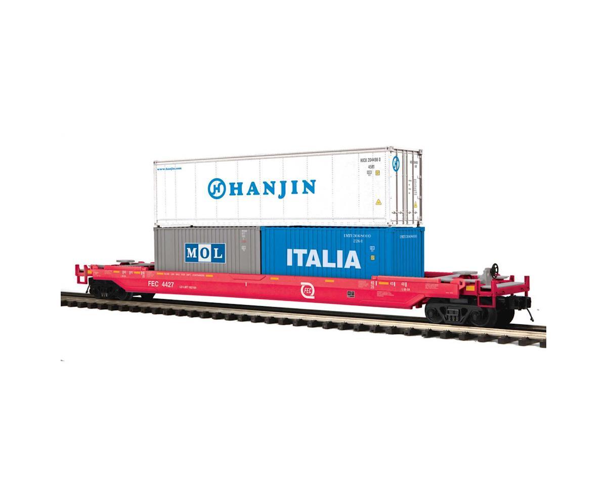 MTH Trains O Husky Stack, FEC