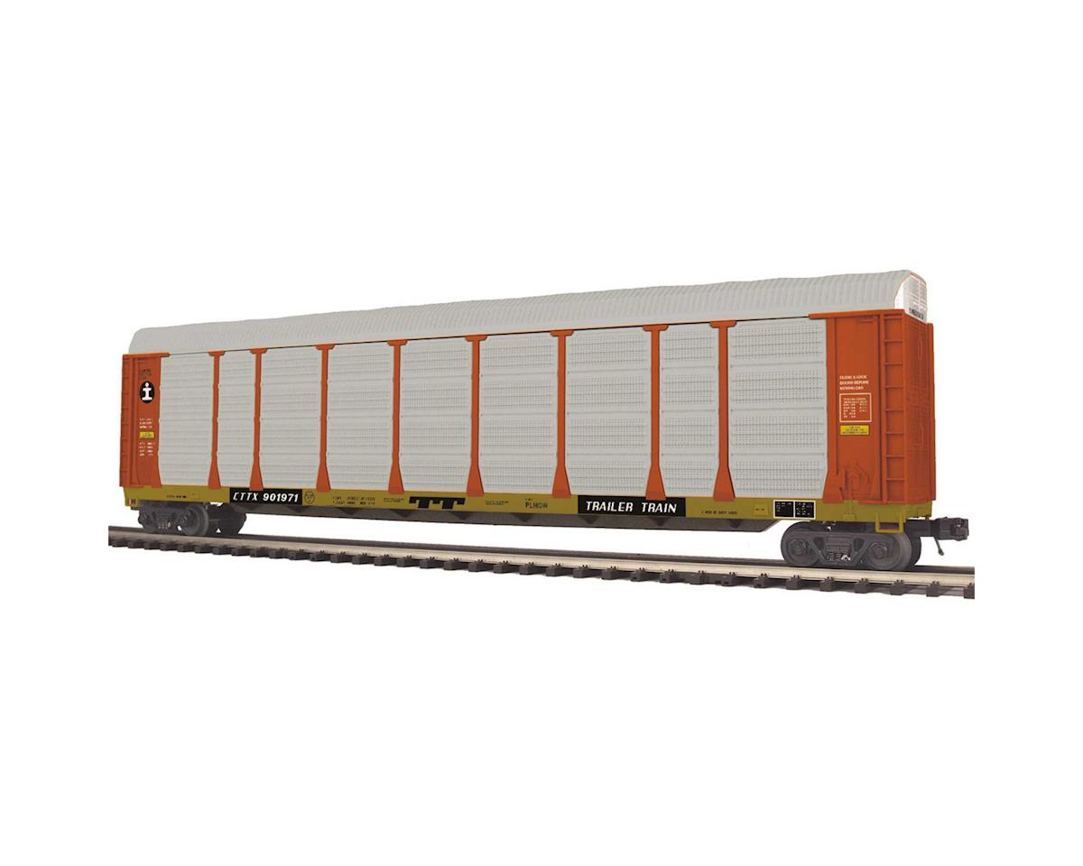 MTH Trains O Corrugated Auto Carrier, ICG