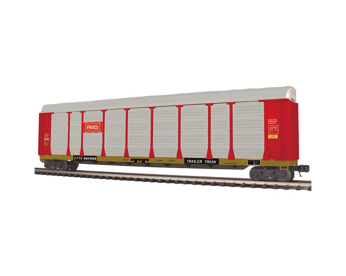 MTH Trains O Corrugated Auto Carrier, Frisco