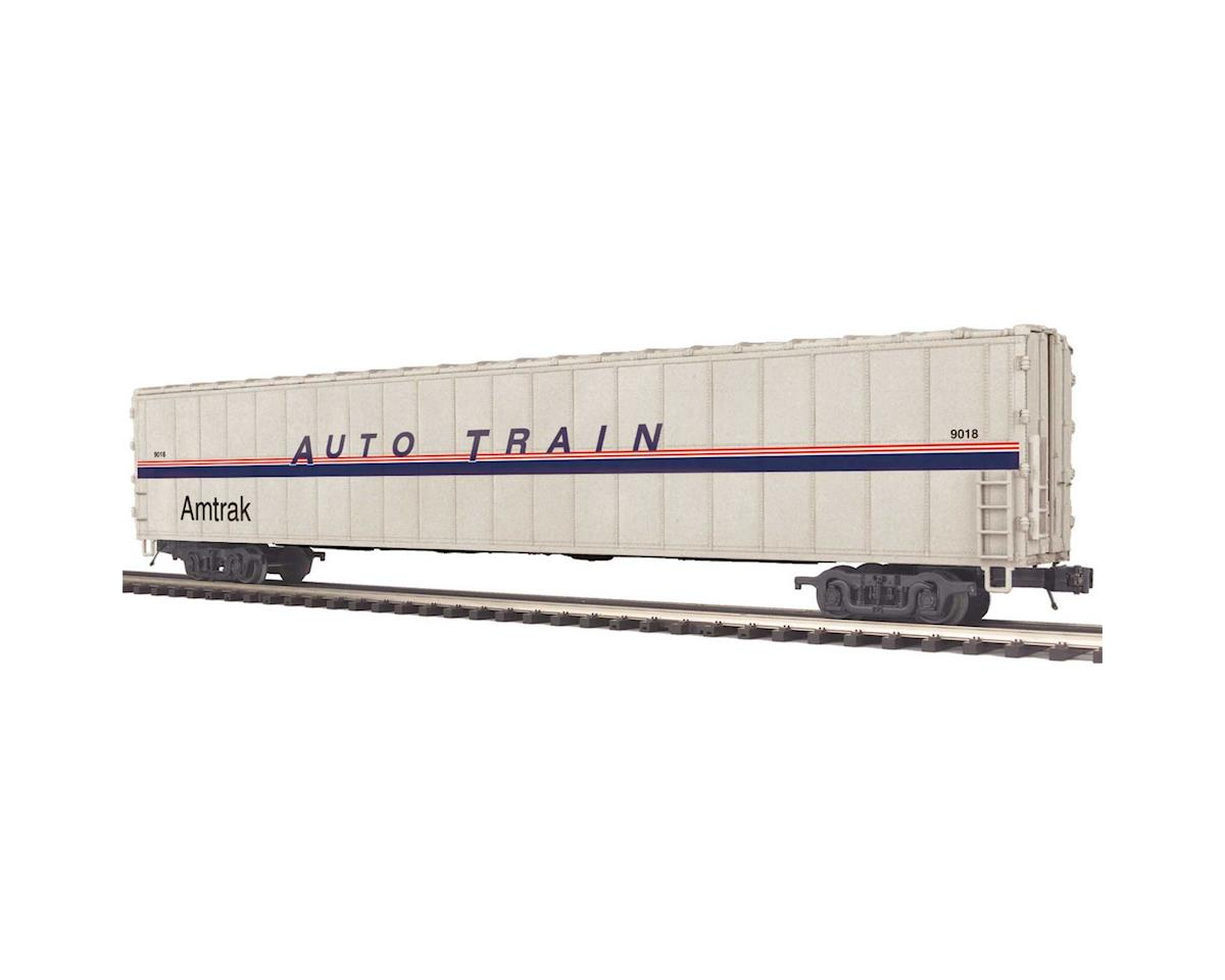 MTH Trains O 75' AutoTrain Auto Carrier, AMTK #9018