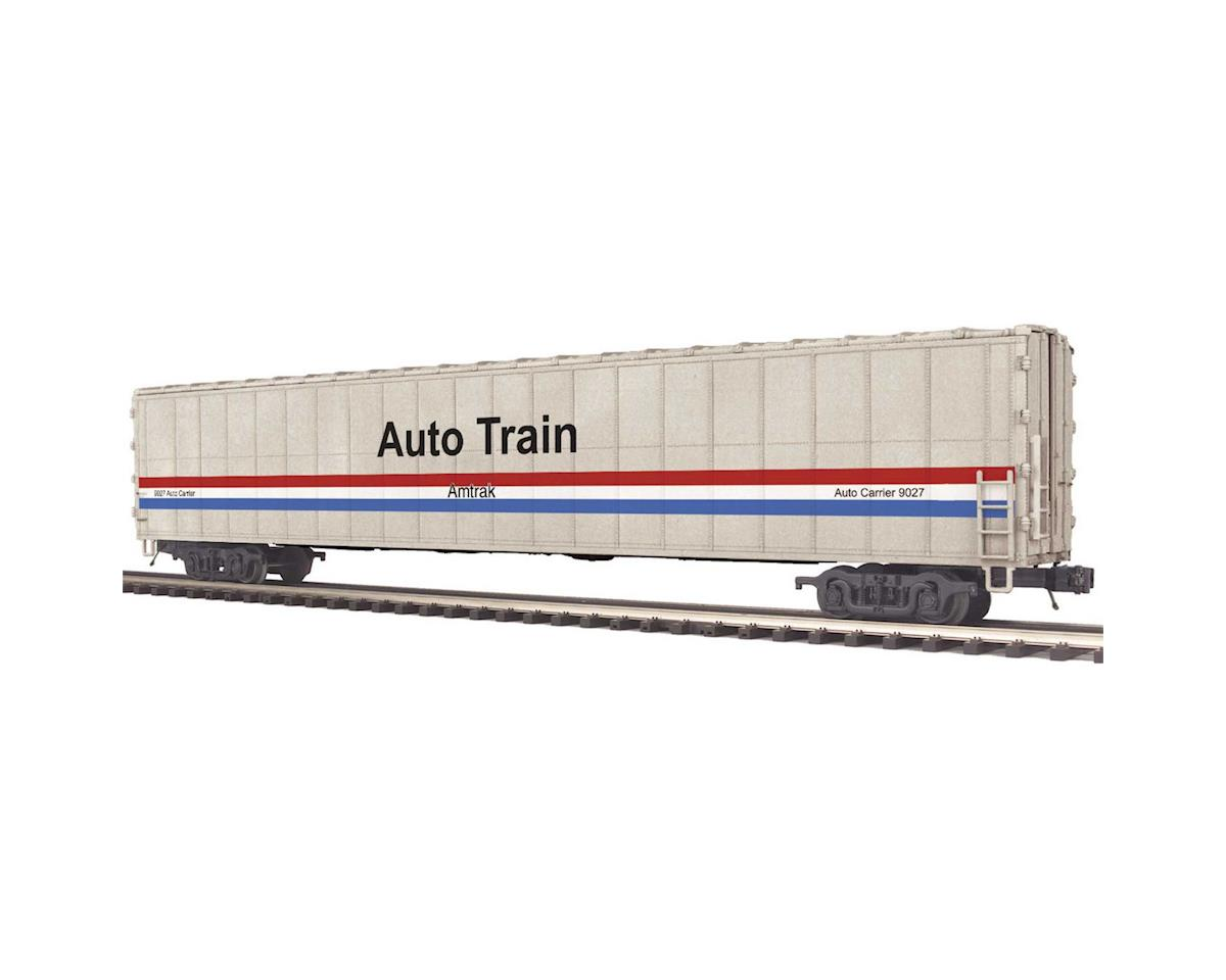 MTH Trains O 75' AutoTrain Auto Carrier, AMTK #9027