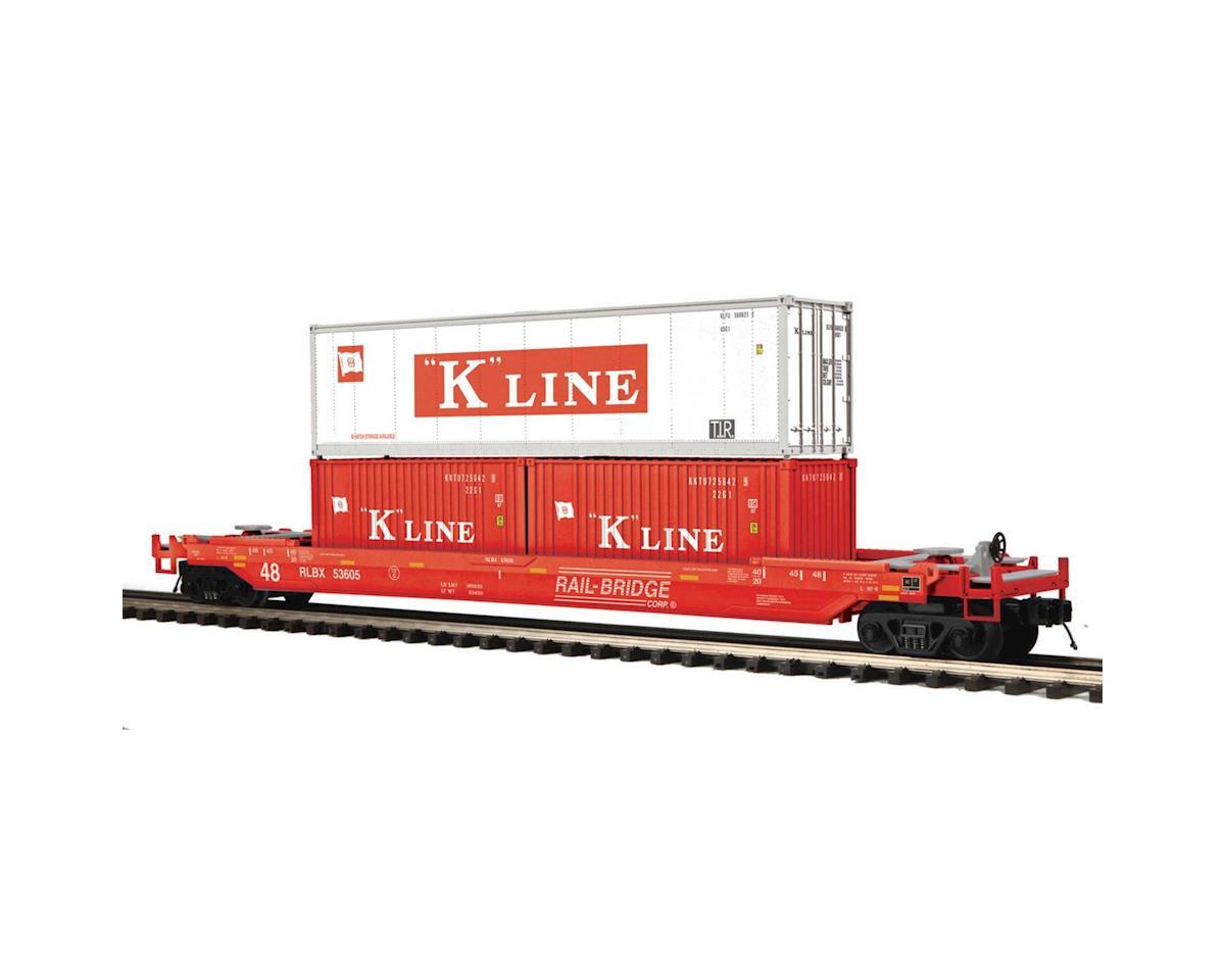 MTH Trains O Husky Stack, Railbridge #53605