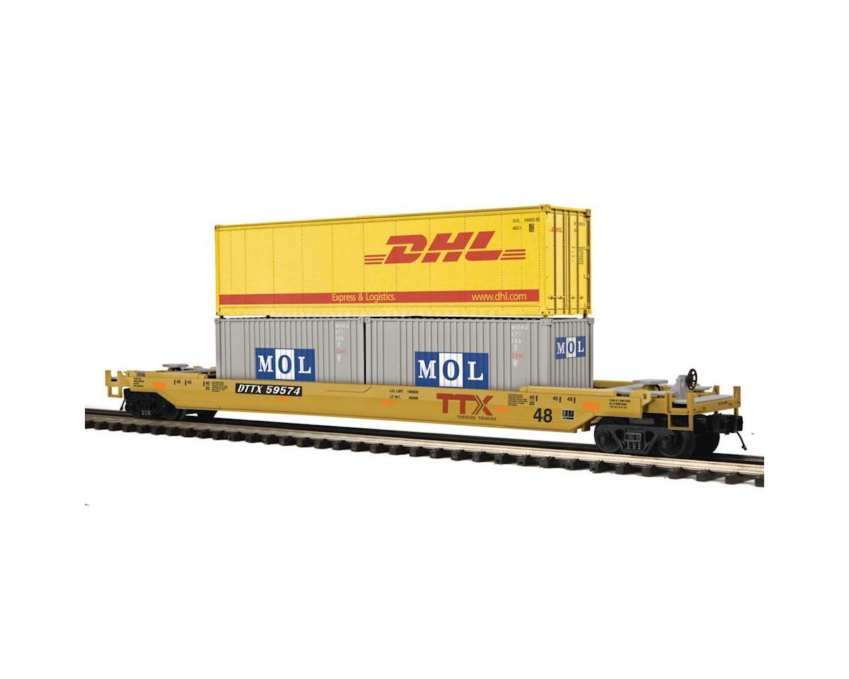MTH Trains O Husky Stack, TTX #59574