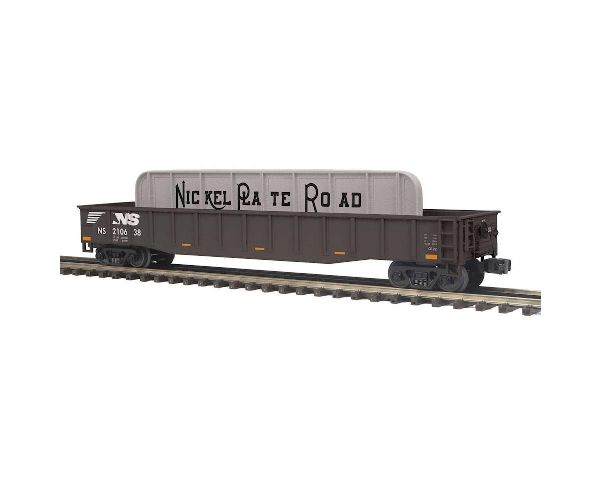 MTH Trains NS Gondola Car w/Bridge Girder