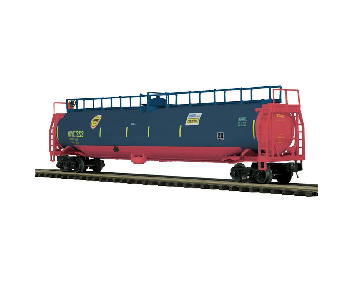 MTH Trains O 33,000-Gallon Tank, Safety Train