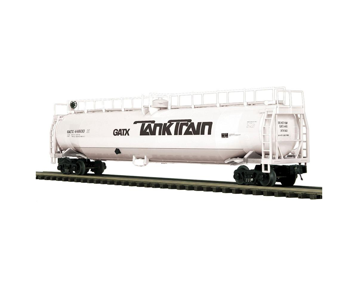 MTH Trains O 33,000-Gallon Tank, Tank Train