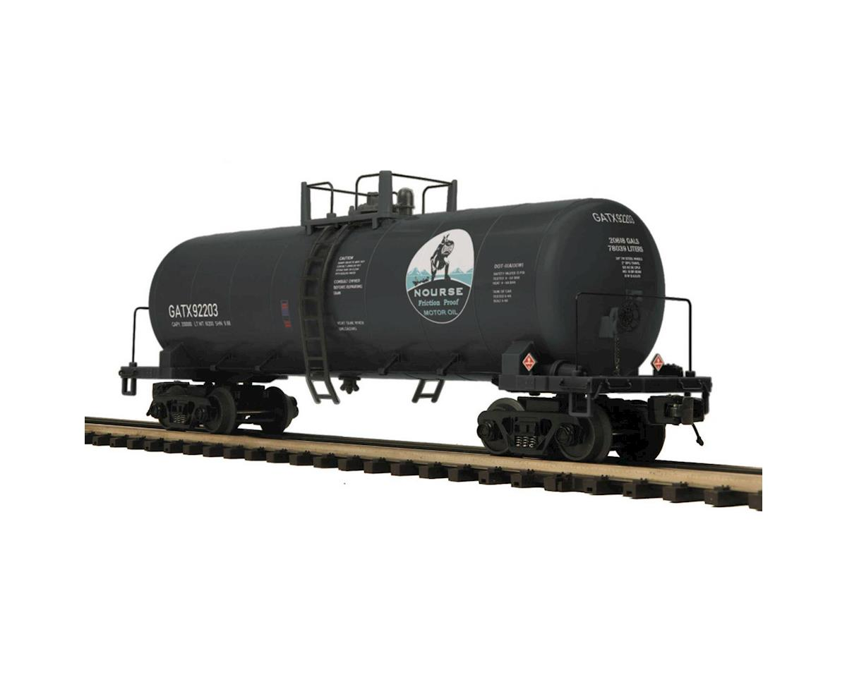 MTH Trains O Tank, Nourse Motor Oil