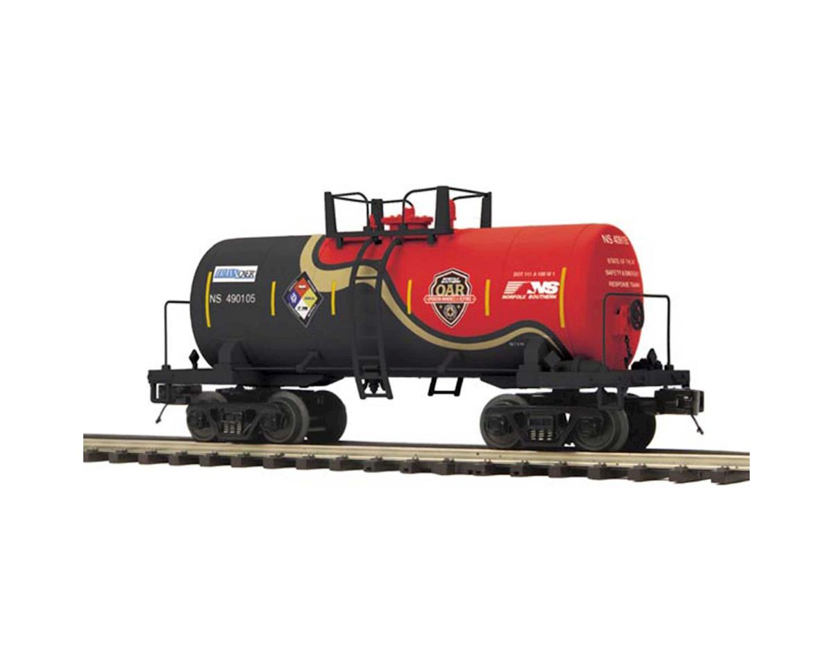O 8,000-Gallon Tank, NS/Hazmat Safety by MTH Trains